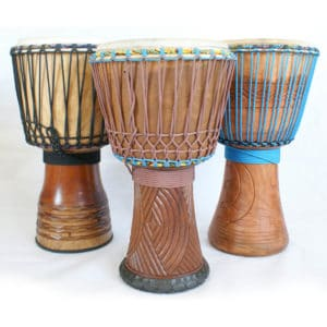 African Djembes