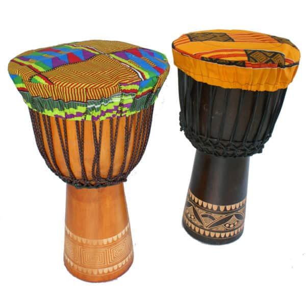 Afrobeat Canvas Drum Hats