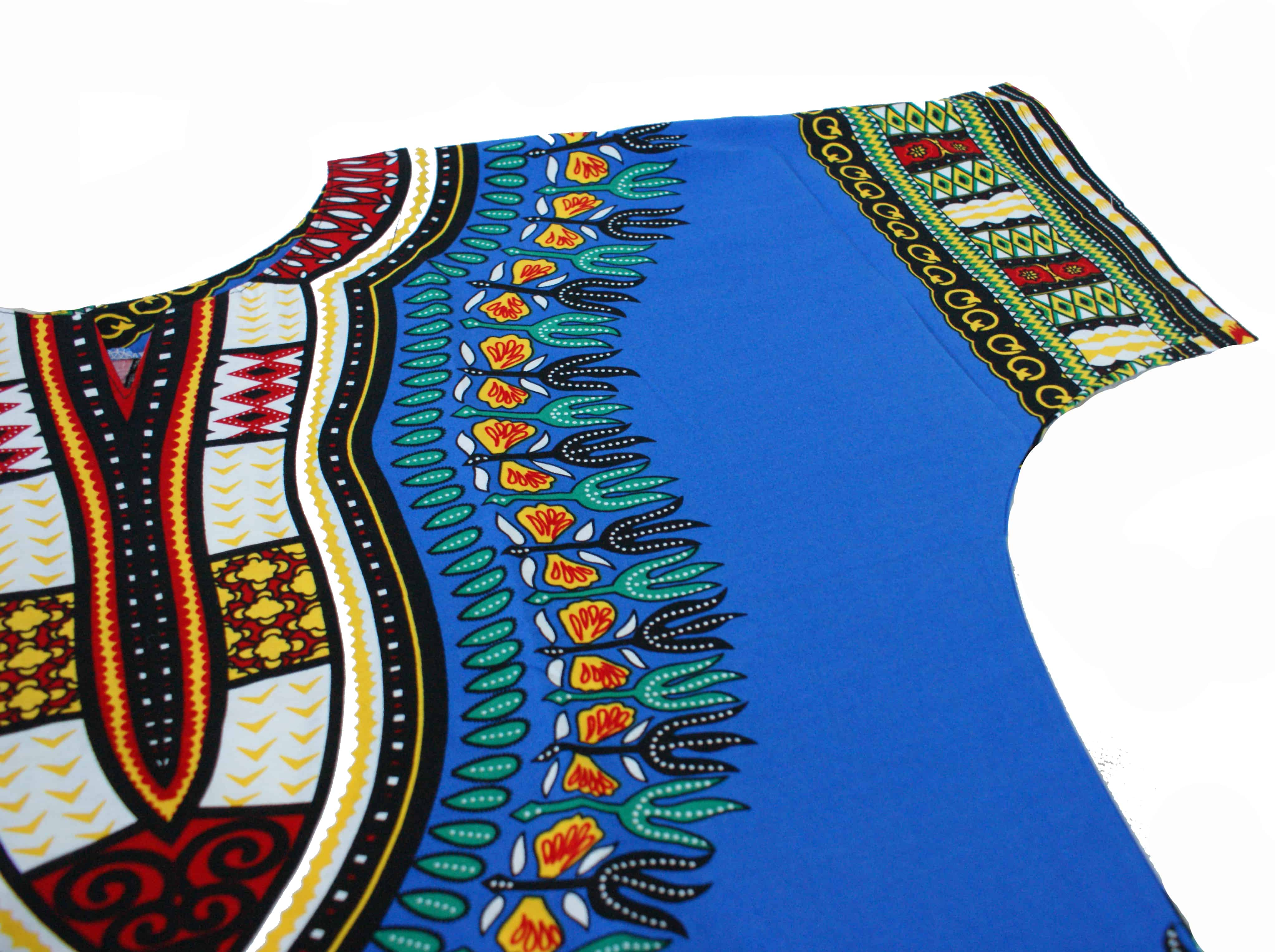 African costume top