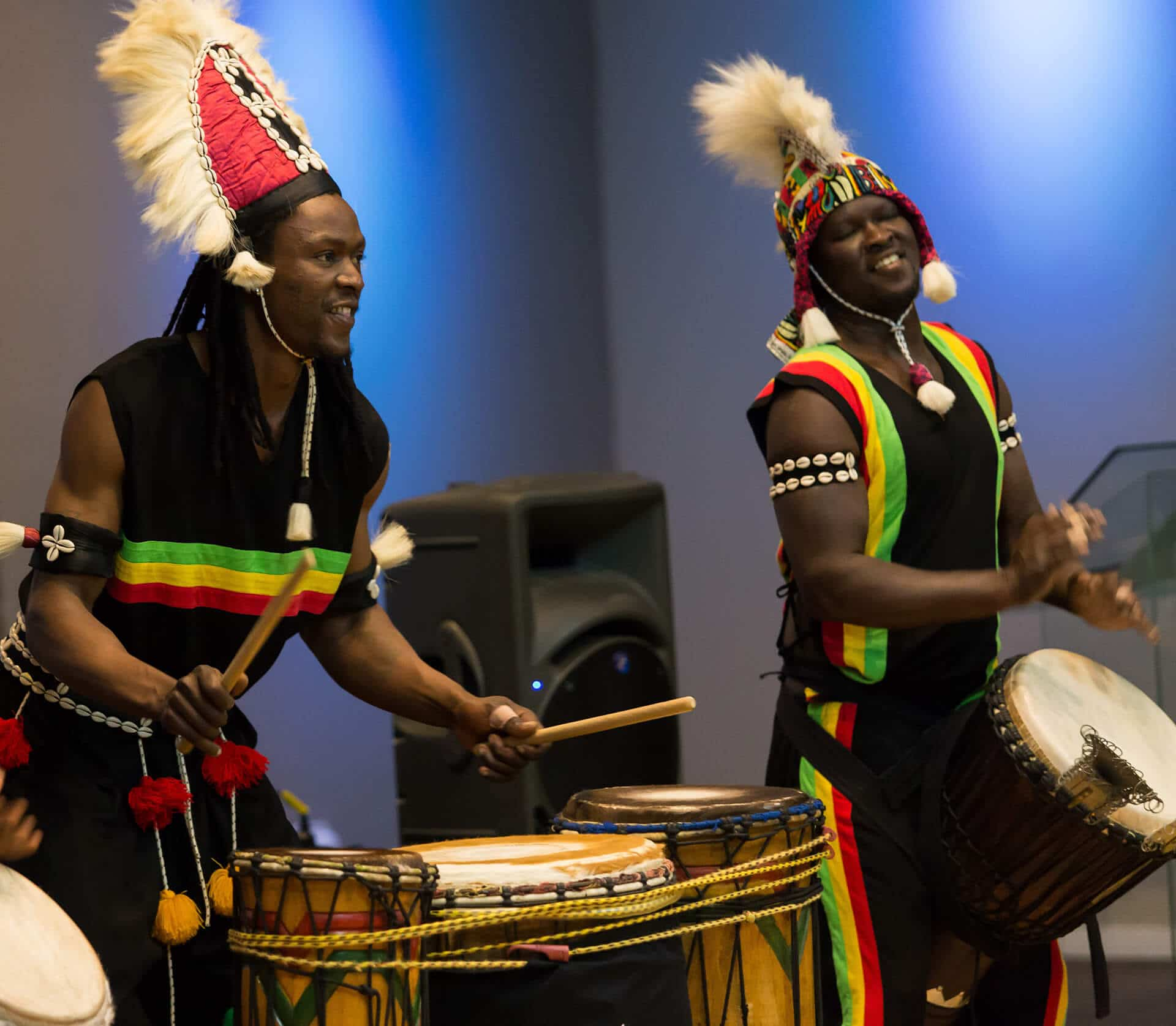 African Entertainment Drumming