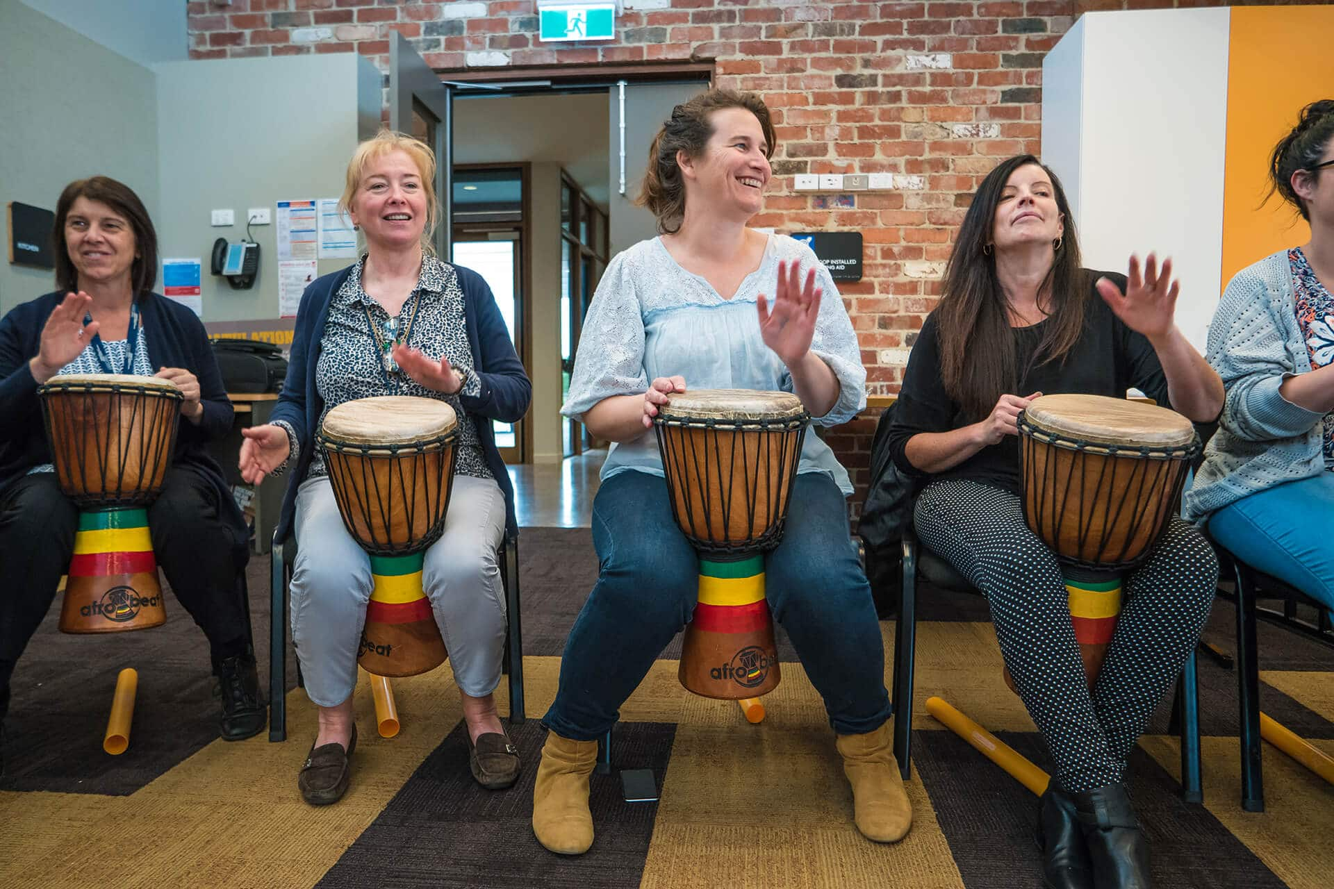 Wellness DRUMMING