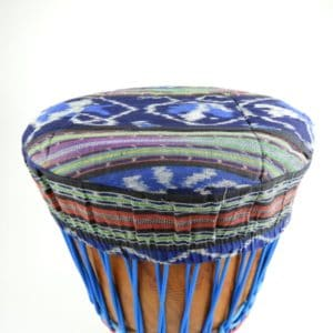 Batik Cotton Drum Hat