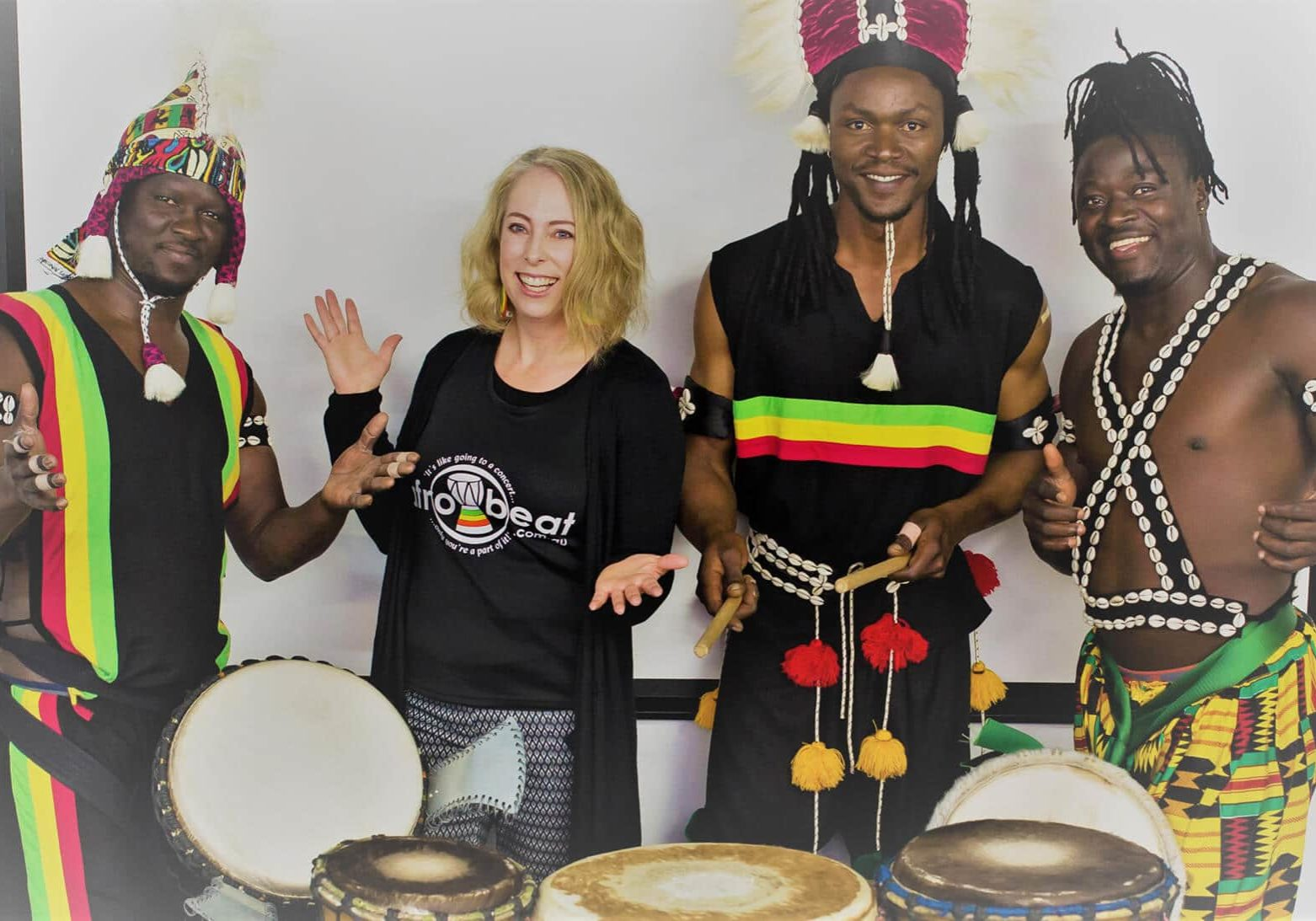 Our People Team Afrobeat